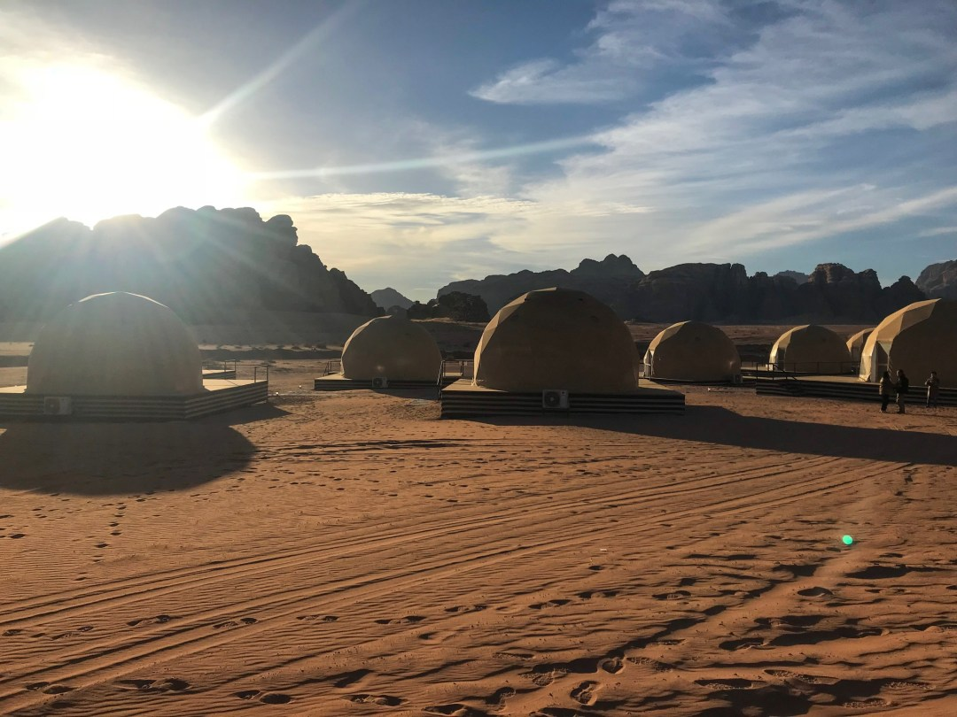 Wadi Rum Sun City Camp