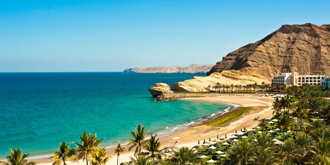 Shangrio la Barr al Jissah in Muscat Oman
