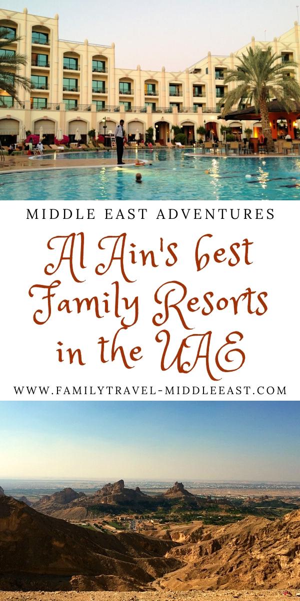Al Ain UAE Resorts for Families