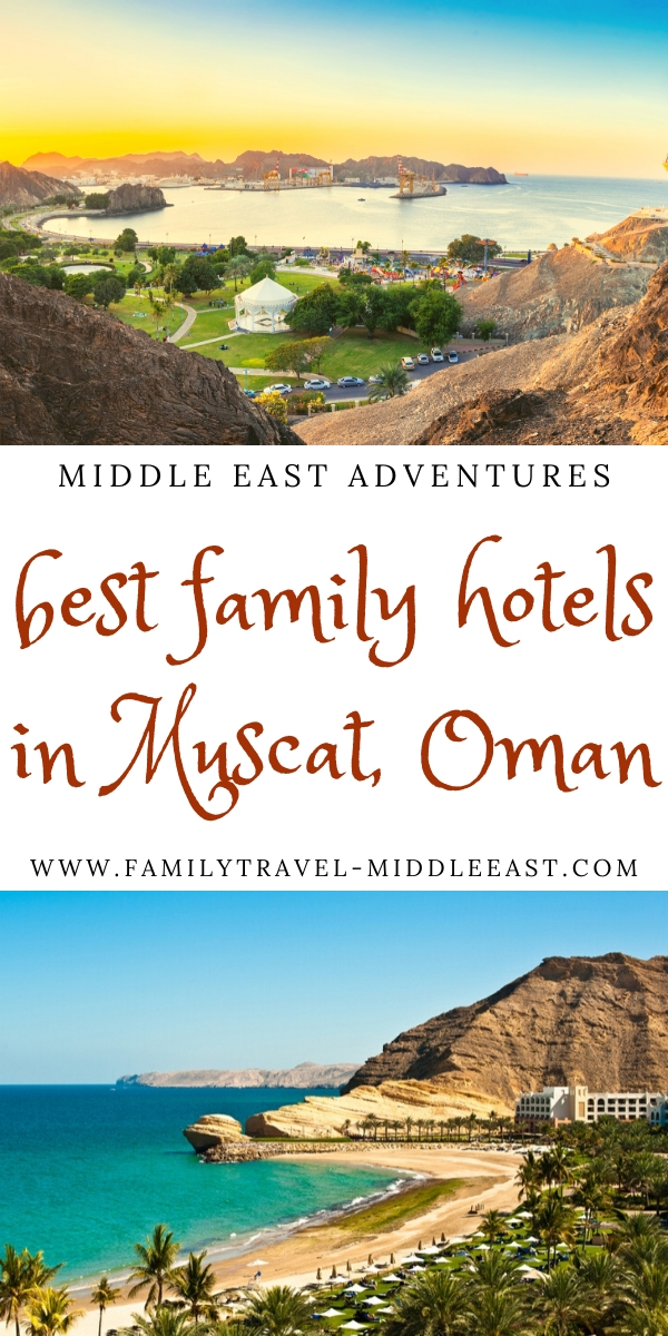 Best family hotesl in Muscat