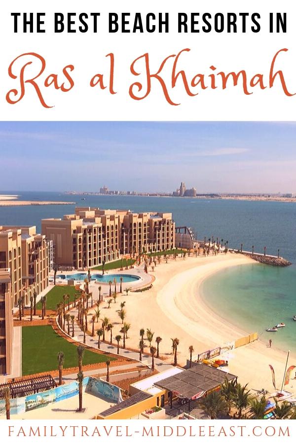 Ras al Khaimah Beach resorts