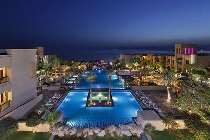Holiday Inn Dead Sea Pool