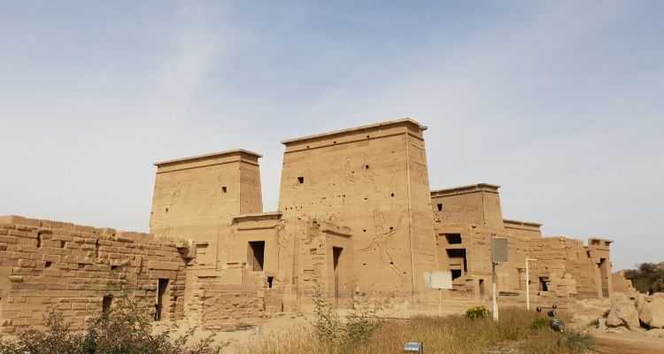 Philae temple Aswan Egypt