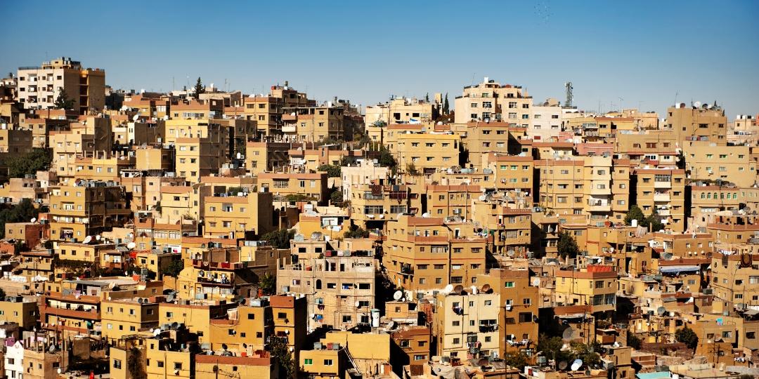 Jordan Amman City View