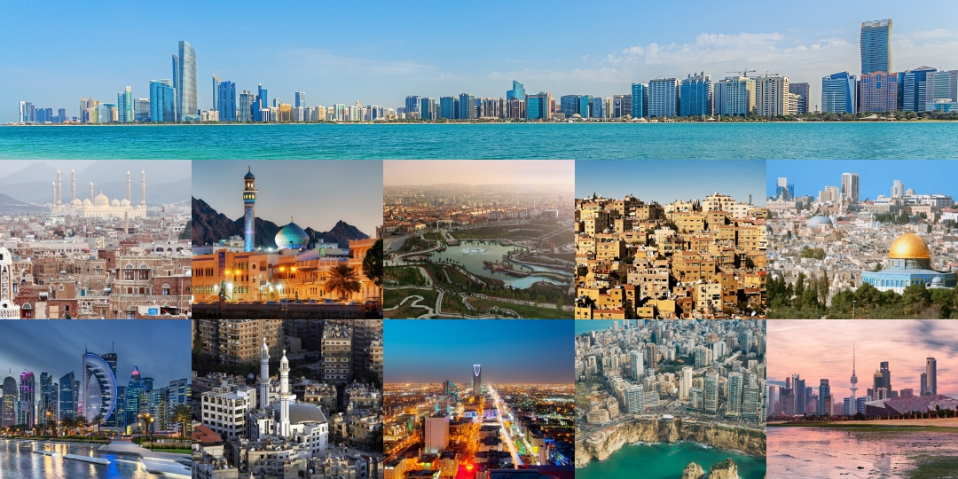 A guide to Middle Eastern Capital Cities