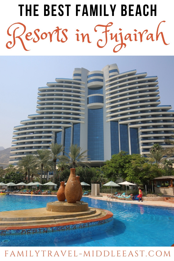 Best Family Beach Resorts to try in the eastern Emirsate of Fujairah