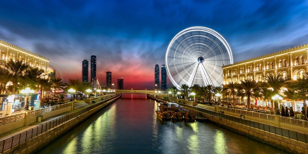 Sharjah Things to Do Al Qasba