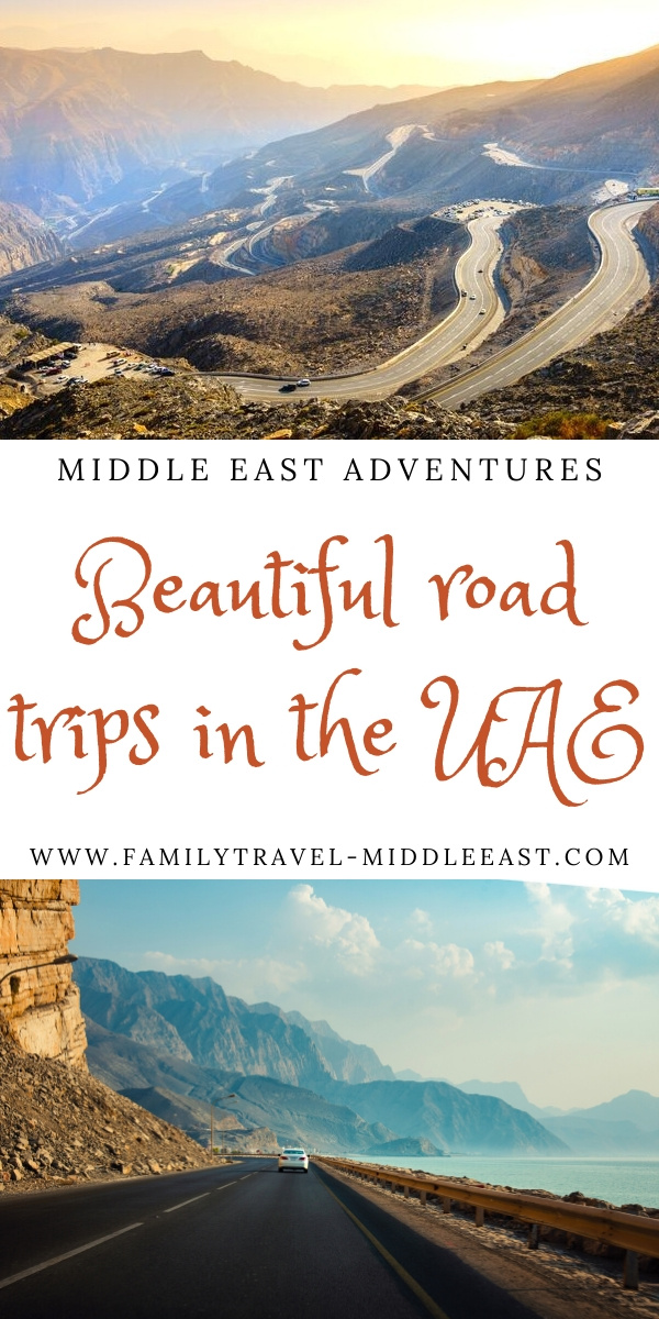Stunningly scenic drives you can enjoy in the UAE