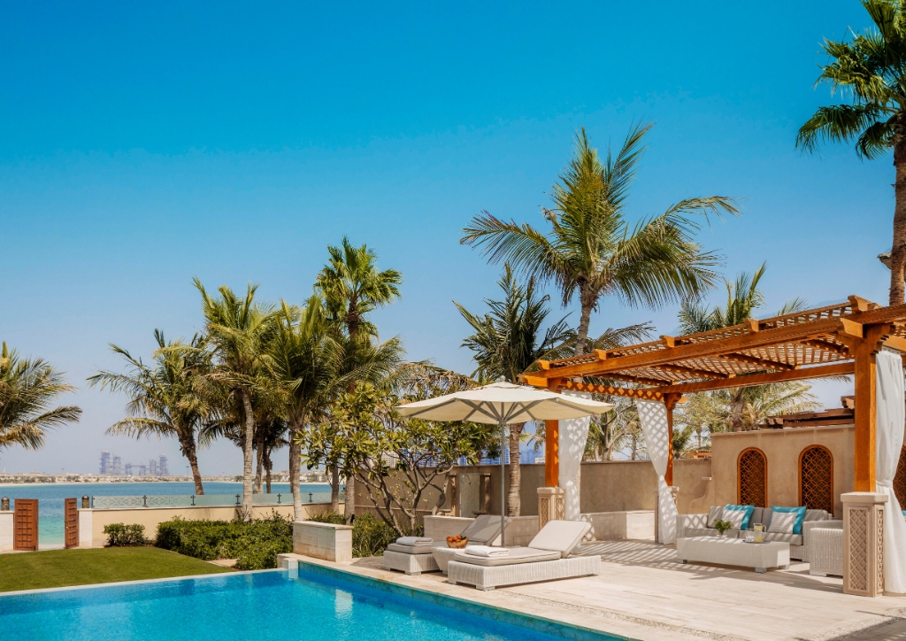 One and Only The Palm Private Villa