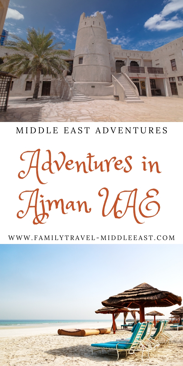 Adventures with your family  in Ajman UAE