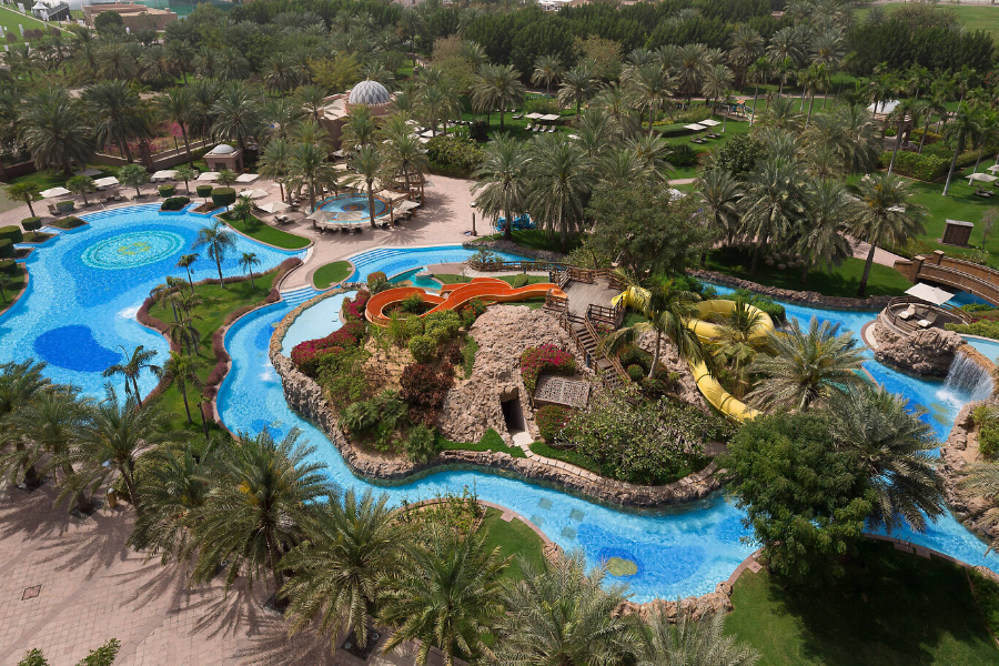 Emirates Palace Water Park