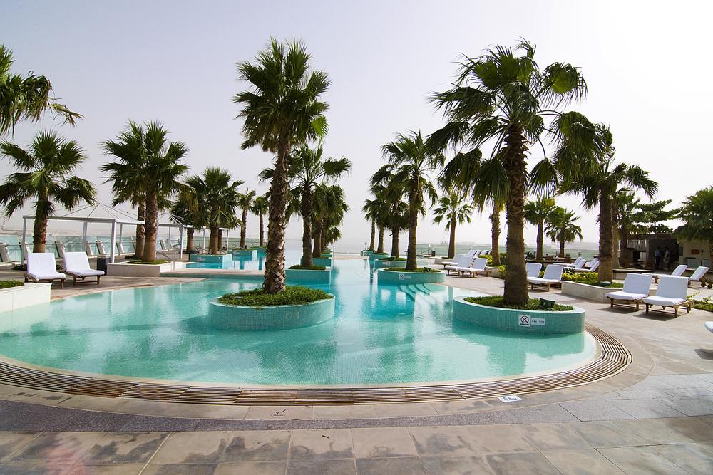 Intereontinental Dubai Festival City