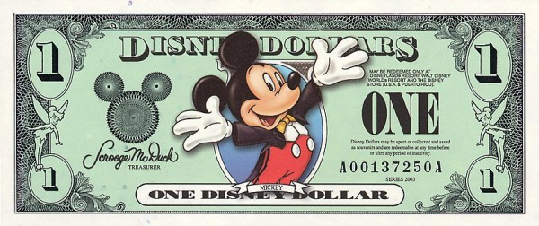 Top 5 Money Saving tips for Disney World-