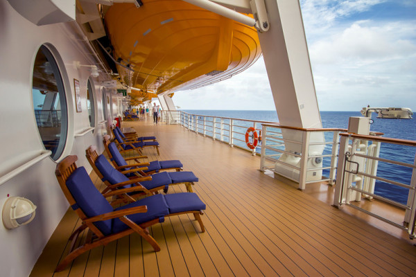 Staying Fit on a Cruise