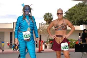 """Space Coast Marathon"""