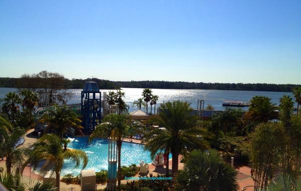 bay lake tower pool disney world