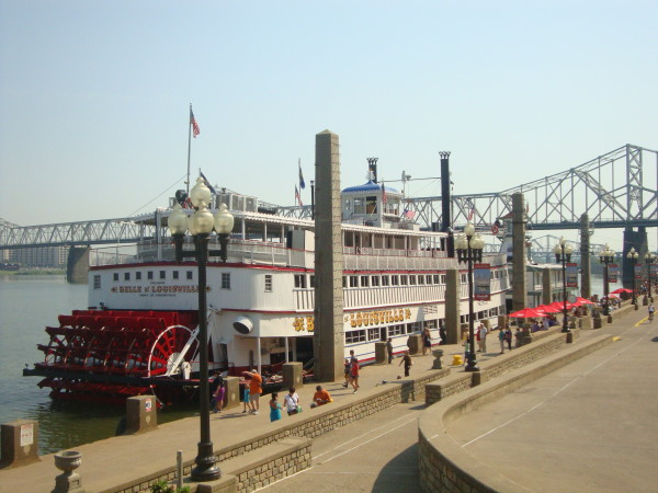 """belle of louisville"""