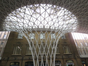 """King's Cross Station"""
