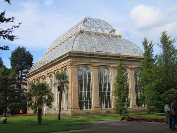 Visiting The Royal Botanic Garden in Scotland