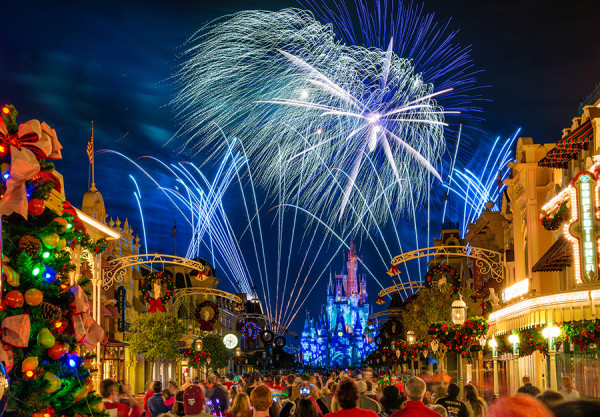 Mickeys Very Merry Christmas Party Review for Dads