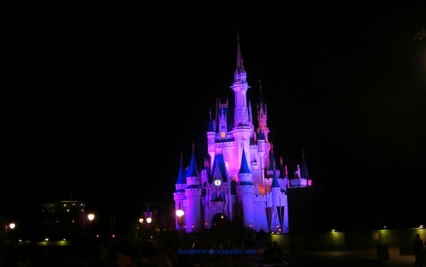Magic Kingdom cinderella castle disney world