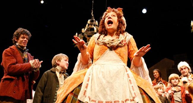"""actors theatre Christmas"""