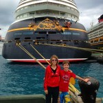 The Disney Dream Ship