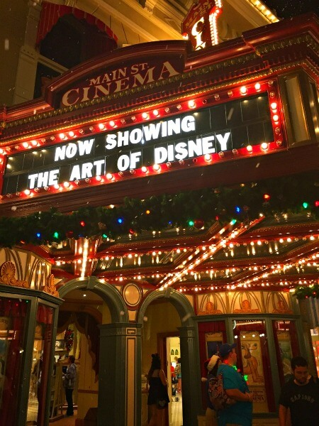 magic kingdom theater