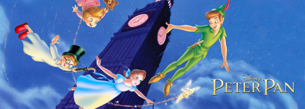 Peter Pan Disney Animated Classic