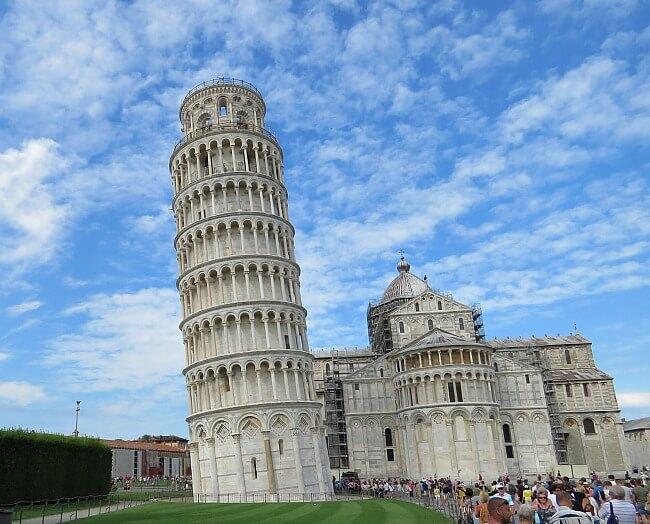 Disney Mediterranean Cruise Day 5 Florence/Pisa