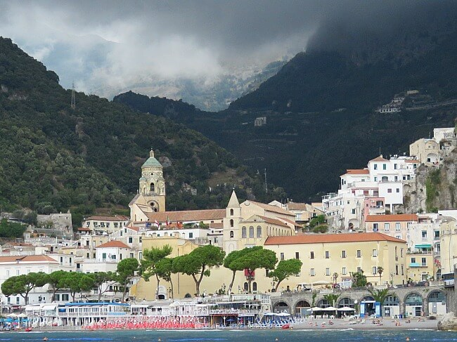 Amalfi by Boat