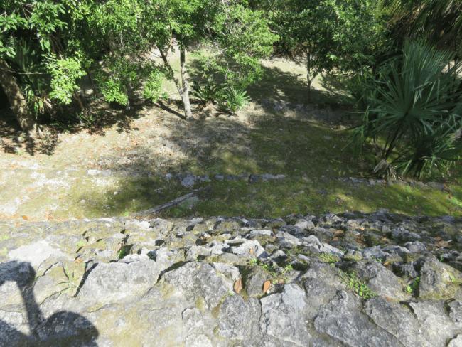 Chacchoben ruins