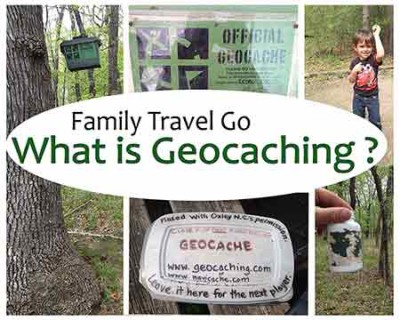 What Is Geocaching Family Travel Go