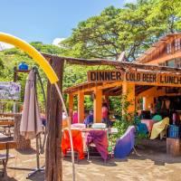 monkey bar in guanacaste costa rica