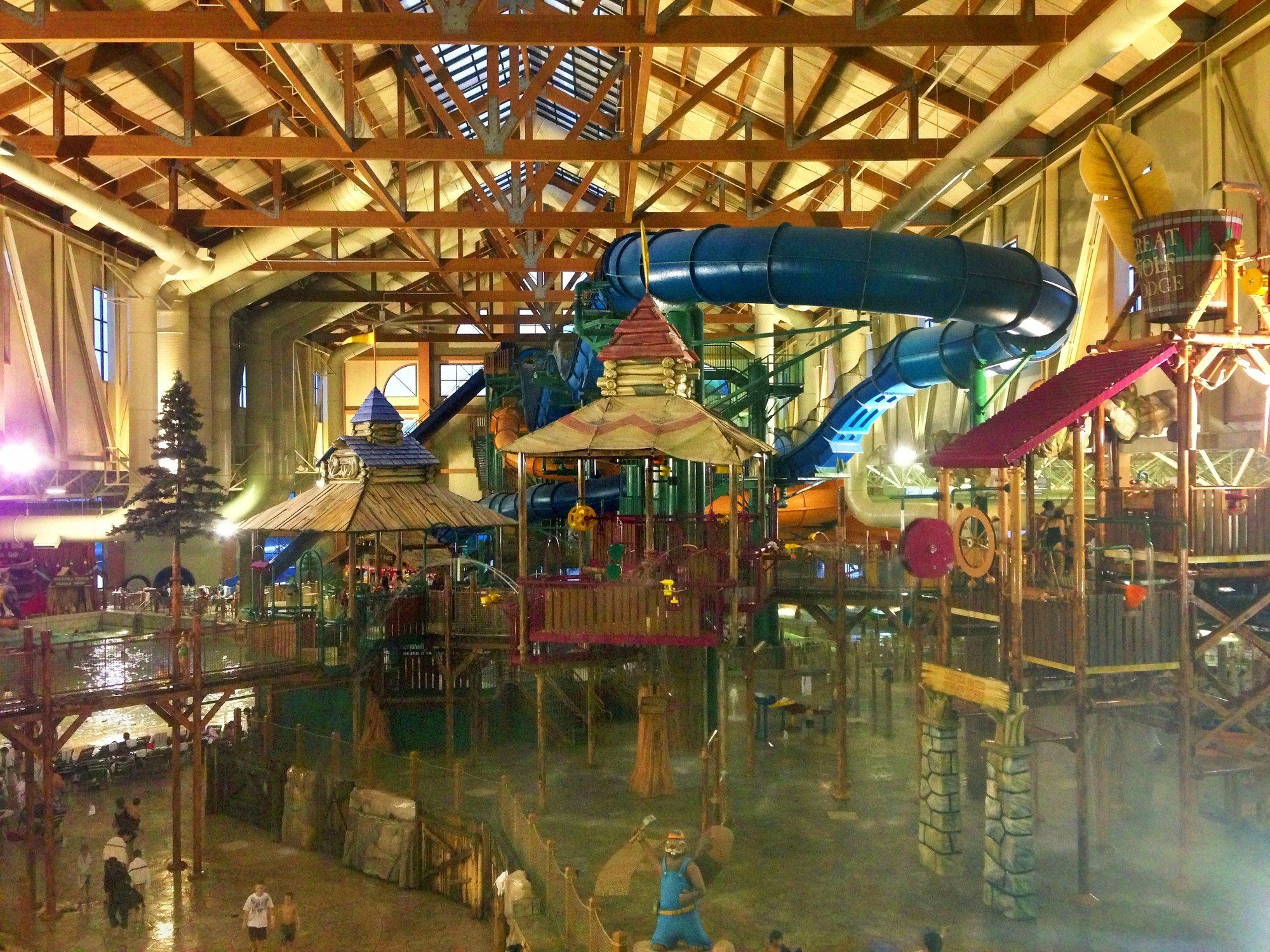 Review The Great Wolf Lodge in Pennsylvania