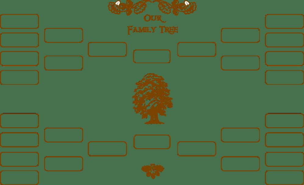 medium resolution of chart pedigree
