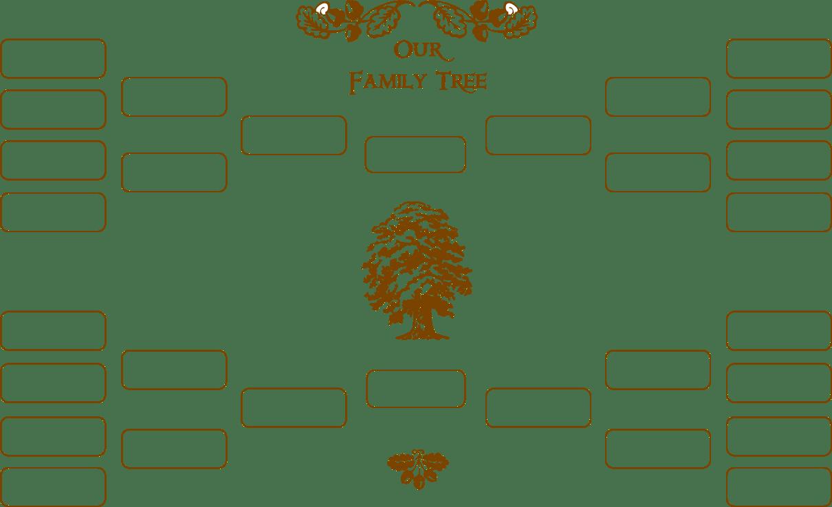 hight resolution of chart pedigree