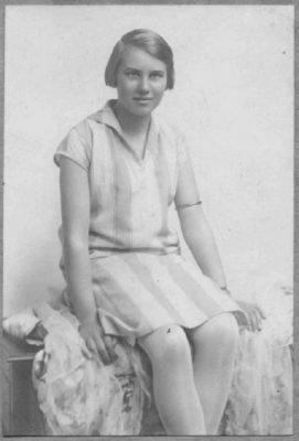 Joan Leggatt