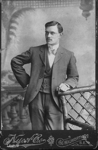 Albert Josiah Bennett (1873-1954)
