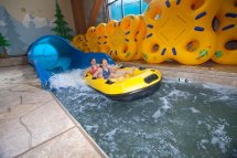 Kid-friendly Hotels With Indoor Water Parks In U