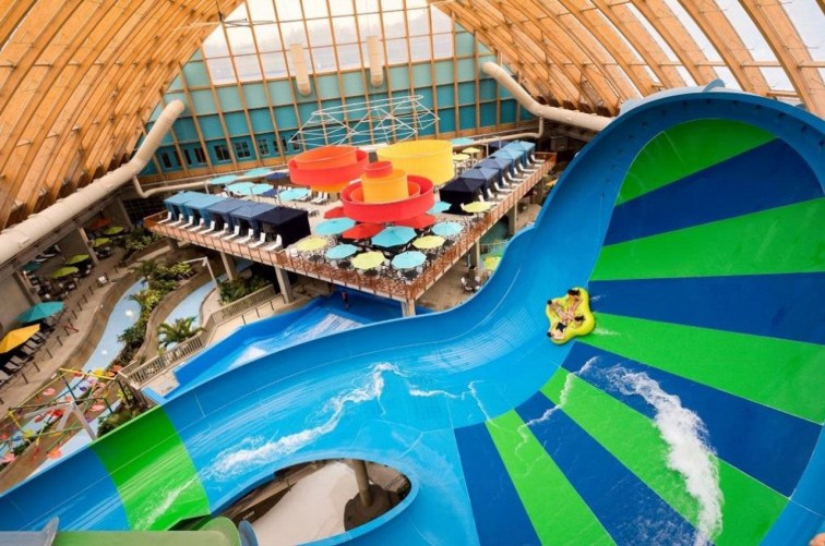Kartrite Resort and Water Park; Courtesy of Kartrite Resort and Water Park