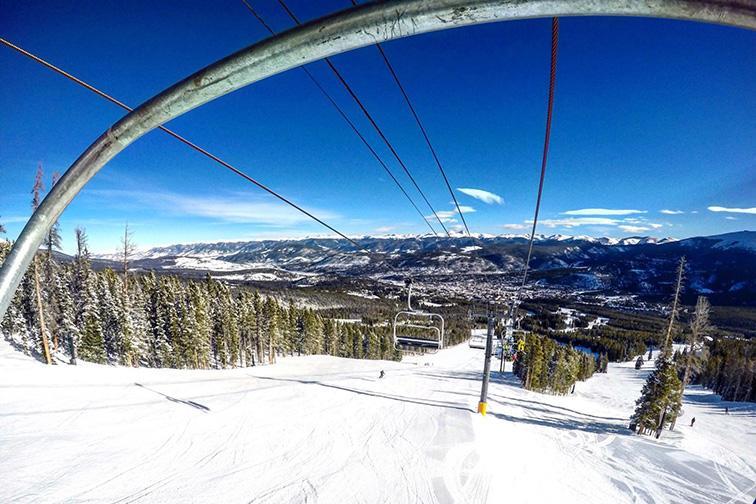 Breckenridge Ski Resort; Courtesy of Breckenridge Ski Resort