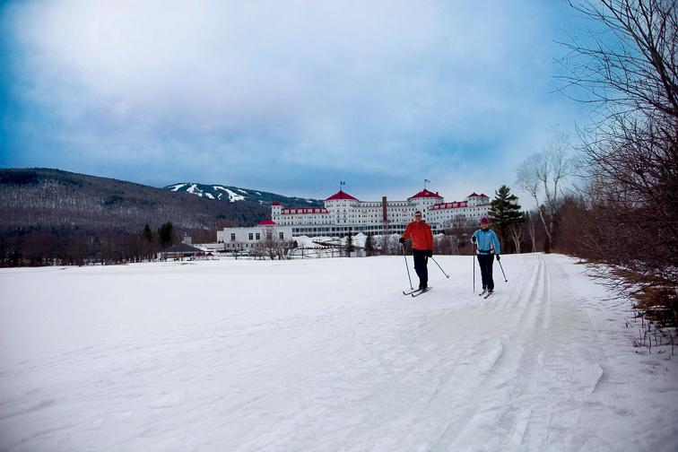 Omni Mount Washington Resort; Courtesy of Omni Mount Washington Resort
