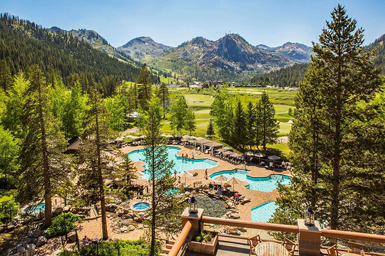 The Resort at Squaw Creek in Olympic Valley, California