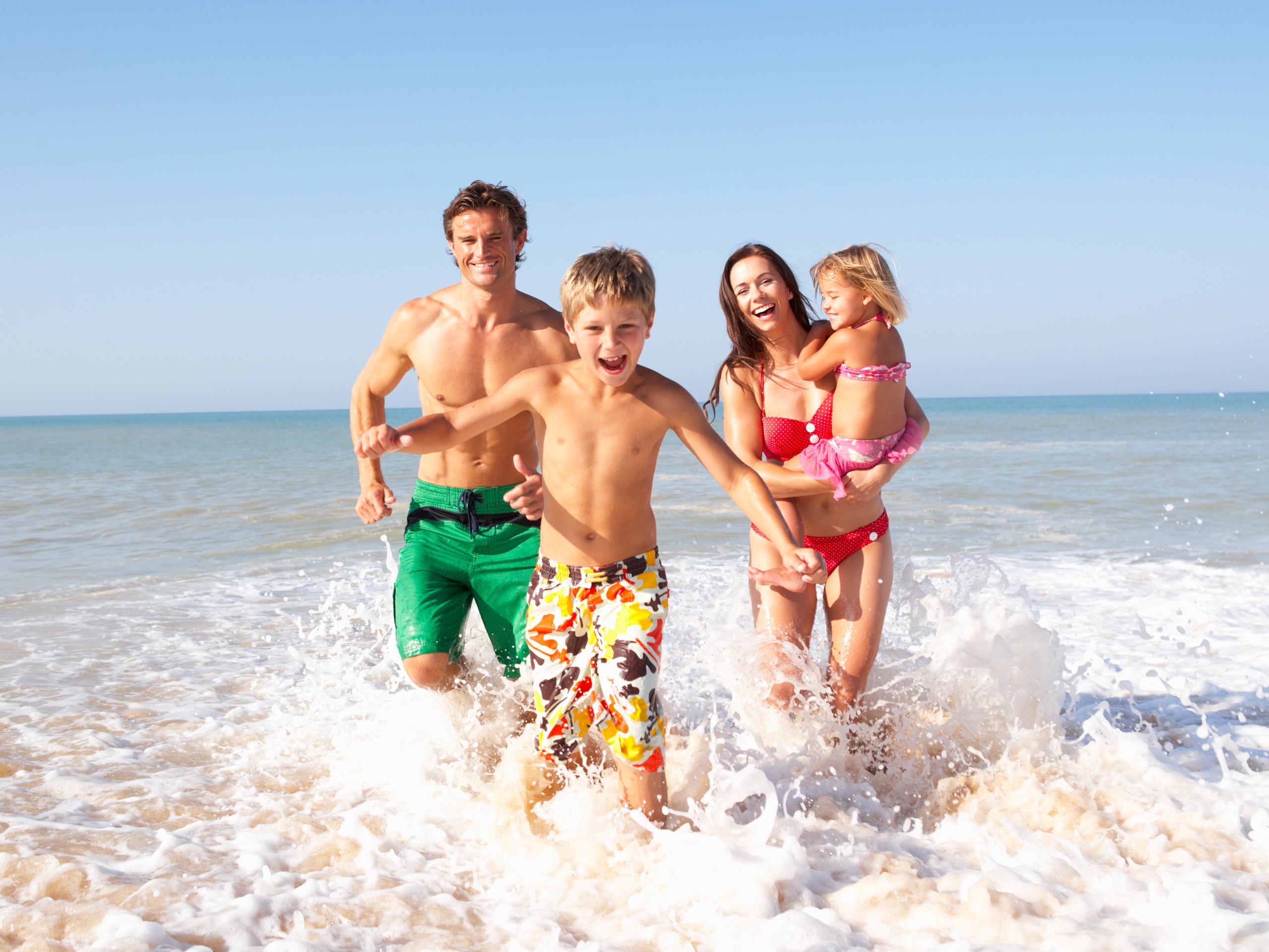 10 best family beach