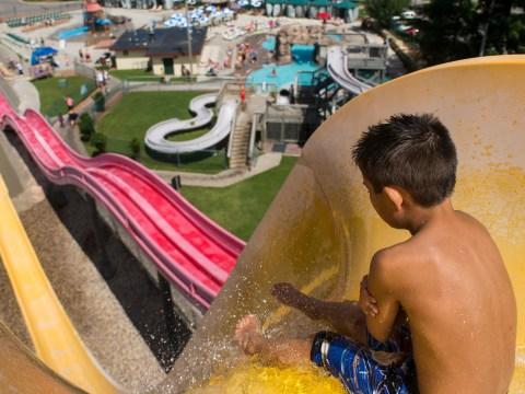 Chula VistaResort & Waterpark; Courtesy of Wisconsin Dells CVB