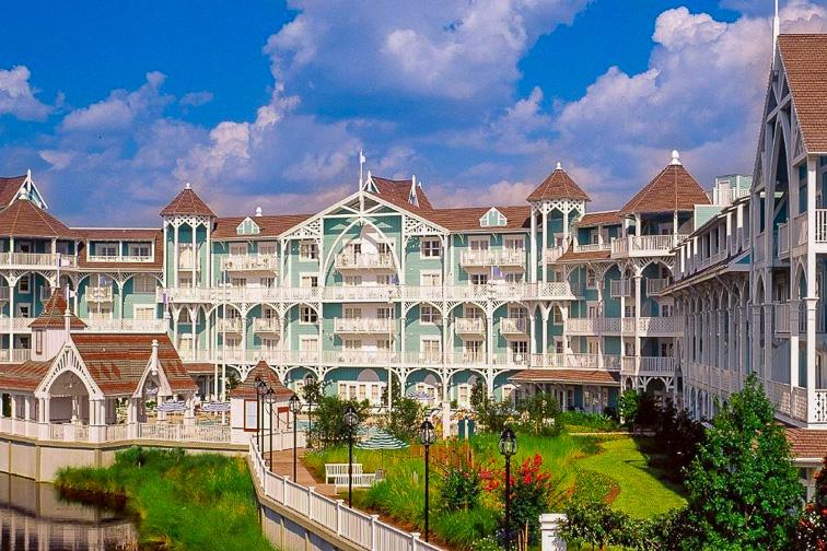 Disney's Beach Club Villas; Courtesy of Disney