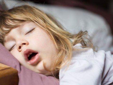 Sleeping Girl; Courtesy of Quintanilla/Shutterstock.com