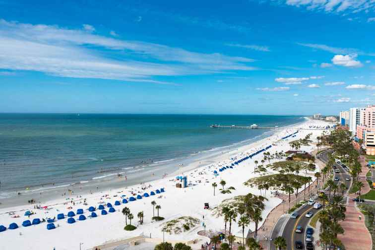 Clearwater and St. Pete Beach, Florida