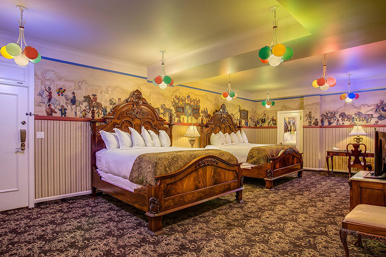 Circus Room at The Historic Davenport, Autograph Collection